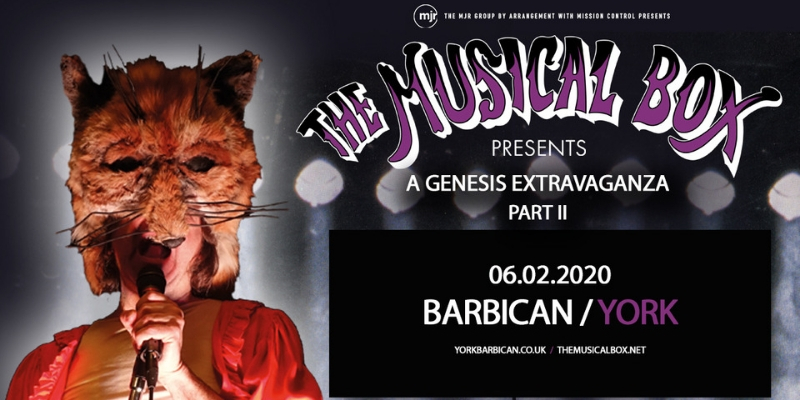 The Musical Box Presents: A Genesis Extravaganza - Part II