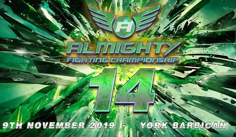 Almighty Fighting Championship 14
