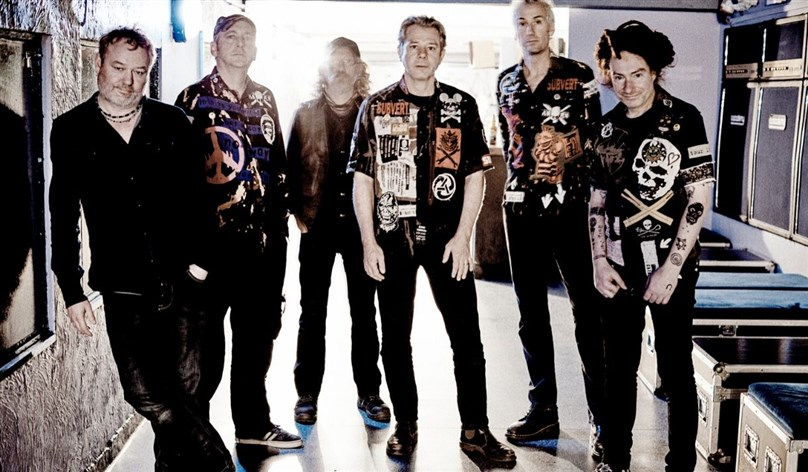 Rescheduled Date - Levellers