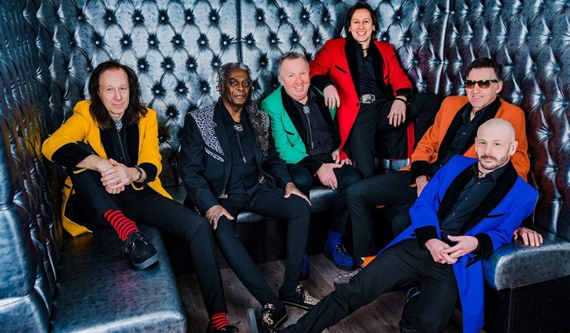 Rescheduled Date - Showaddywaddy
