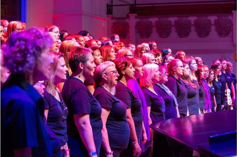 Military Wives Choir