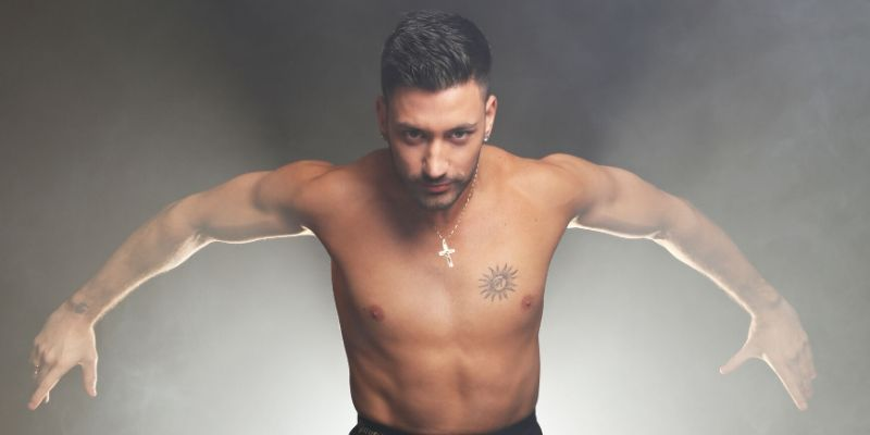 Rescheduled Date - Giovanni Pernice: This Is Me
