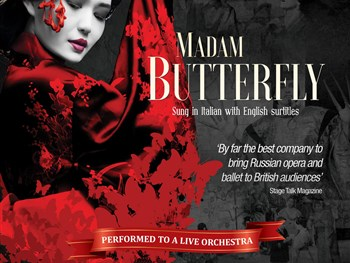 Russian State Opera to Return With Madam Butterfly