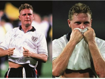 Important Show Information: Paul Gascoigne
