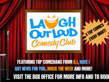 New Comedy Club Hits York Barbican