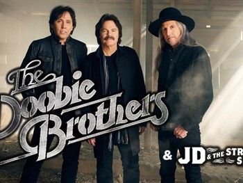 The Doobie Brothers + JD & The Straight Shot head to York Barbican this October