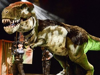 Dinosaur World Live Announces New Cast For 2019 UK Tour