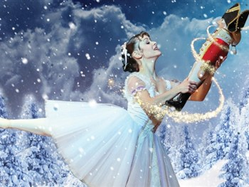 Get set for a dazzling production of The Nutcracker
