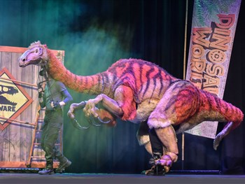 We're bringing the Dinosaurs to York City Centre!