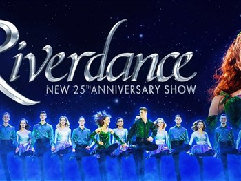 Riverdance Celebrates 25th Anniversary of Eurovision Performance