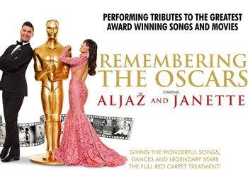 Aljaz & Janette Returns With Remembering The Oscars In 2020