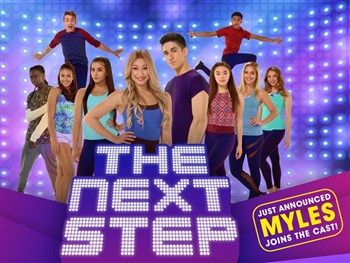 Myles Joins The Next Step Cast For 2019 UK Tour