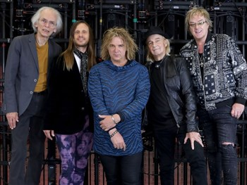 Prog-Rock Legends YES Announce The Album Series Tour
