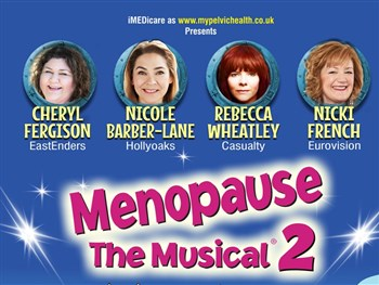 Cast Announcement: Menopause The Musical 2