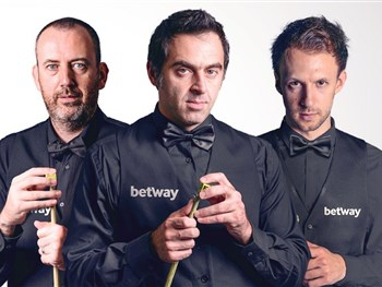 Betway UK Snooker Championship 2019 Draw