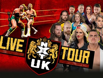 On Sale Now: WWE NXT UK