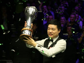 Photo Highlights: Betway UK Snooker Championship