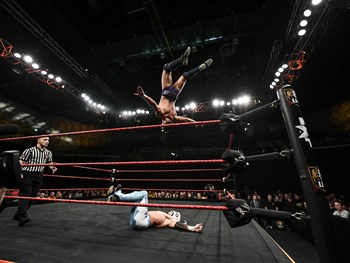 Photo Highlights: WWE NXT UK
