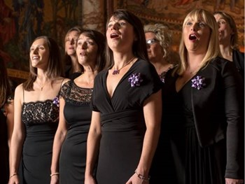 On Sale Now: Military Wives Choir