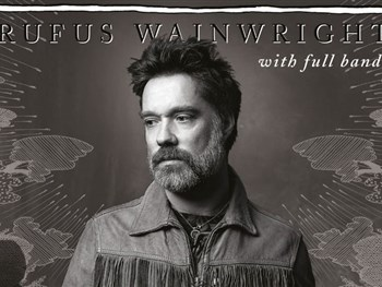 Rufus Wainwright Announces 2020 UK Winter Tour