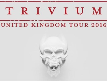 American Rock Goliaths Trivium to Play York Barbican