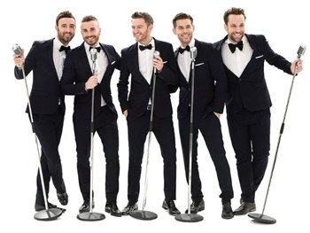 The Overtones are Back This Christmas!
