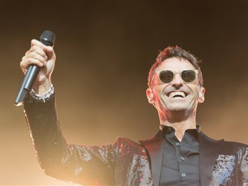 Wet Wet Wet's Marti Pellow to Play York Barbican