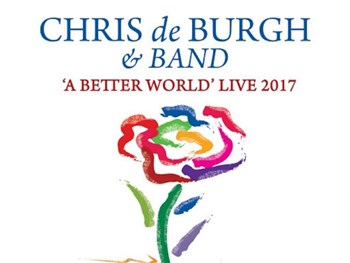 Chris De Burgh Tickets On Sale Now