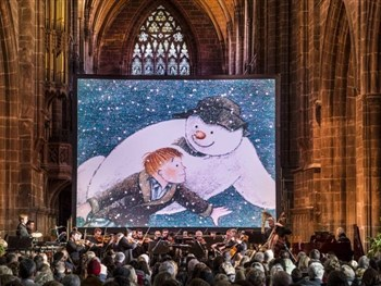 Experience the Magic of The Snowman This Christmas