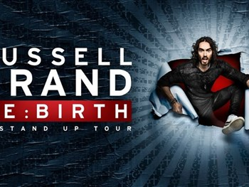 Second Date Added for Russell Brand Due to Popular Demand