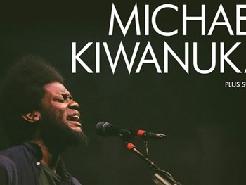 Michael Kiwanuka Announces UK Tour