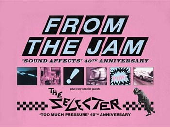 From The Jam Add York Date to Sound Affects 40th Anniversary UK Tour