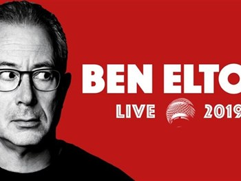 Ben Elton Is Bringing His Brand New Show to York!