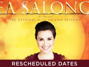 Lea Salonga UK Tour Postponed