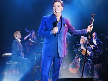 Rob Brydon Is Back With A Night Of Songs & Laughter