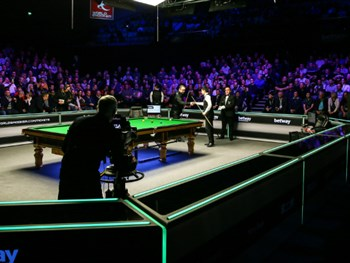 Event Update: Betway Snooker Championship 2020