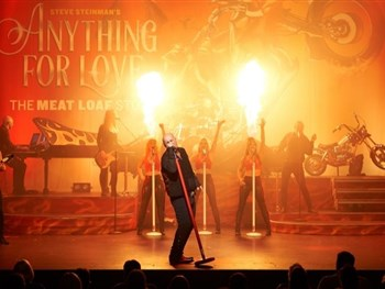 Now On Sale: Steve Steinman's Anything For Love - The Meat Loaf Story