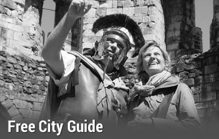 Free city guide